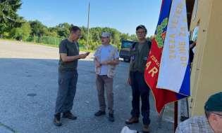 Zborovanje lenarških veteranov vojne za Slovenijo